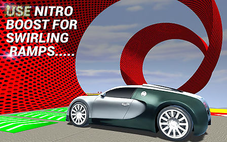 asphalt gt racing nitro stunts