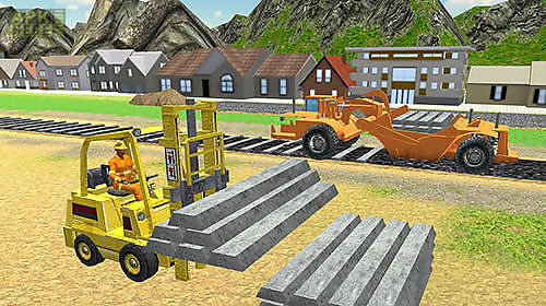 Construct railway: train games for Android free download at
