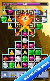 match 3 jewels