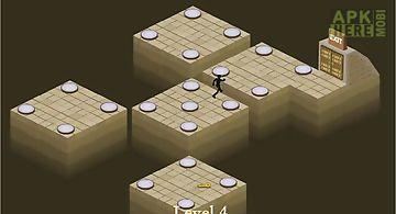 Maze escape run
