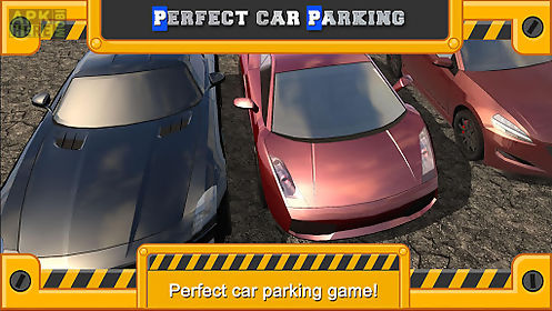 perfect car parking 3d