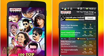 100 top telugu songs countdown