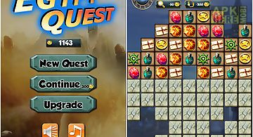 Egypt quest - jewel match king