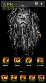 rasta reggae solo launcher