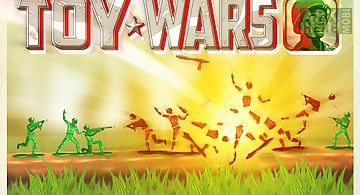 Toy wars: story of heroes 💂