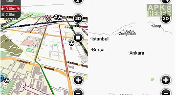 Turkey navigation
