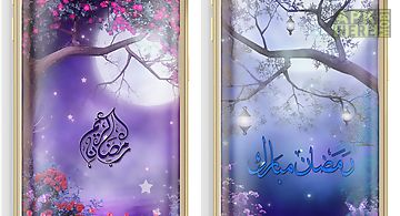Ramadan beautiful lwp Live Wallp..