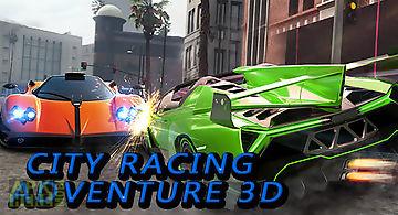 City racing adventure 3d