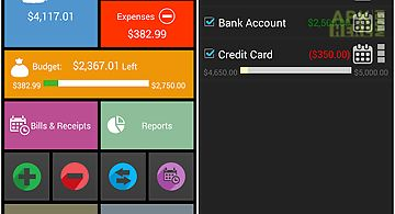 My wallet - expense manager