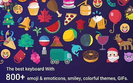 new emoji for kika keyboard