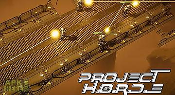 Project h.o.r.d.e