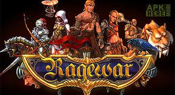 Rage war: time battles