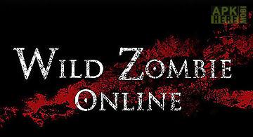Wild zombie online