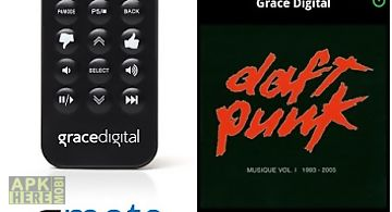 Grace digital remote control