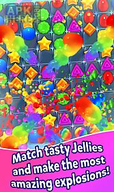 jelly jiggle - jelly match 3