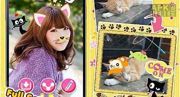 My cat photo sticker