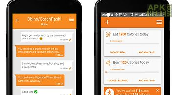 Obino weight loss and health app