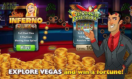 slots jackpot inferno casino