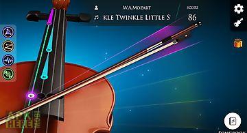 Violin : magical bow