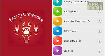 Christmas sounds & ringtones