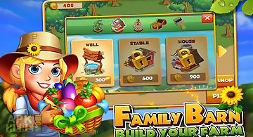 Family barn: build your farm
