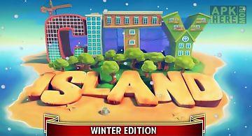 City island: winter