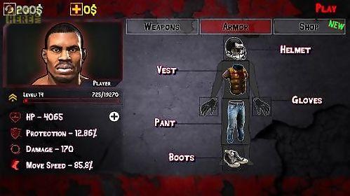 clash of zombie: dead fight