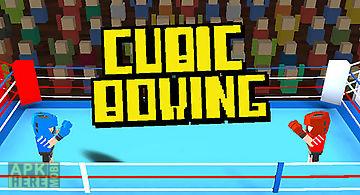 Cubic boxing 3d