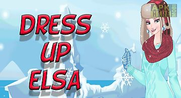 Dress up elsa on tour