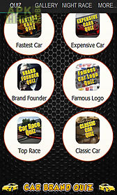 Guess car brand quiz - automobile company trivia for Android