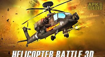 Helicopter battle 3d