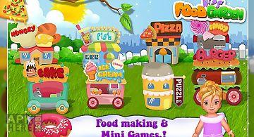 Kids food garden
