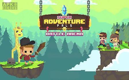 mad super adventure pals: battle arena