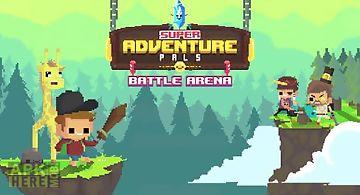Mad super adventure pals: battle..