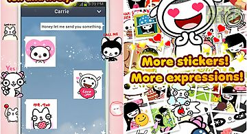 My chat sticker 2 free
