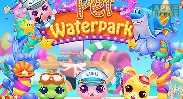 Pet waterpark