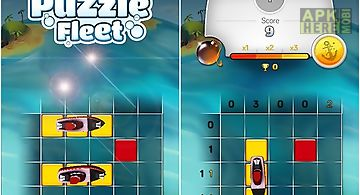 Puzzle fleet: clash at sea