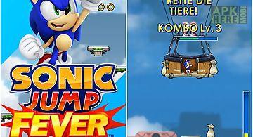 Sonic jump: fever