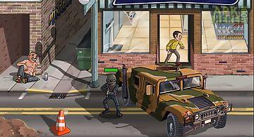 Street shooting games