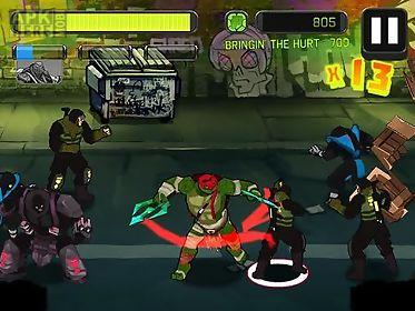 teenage mutant ninja turtles arcade game download free
