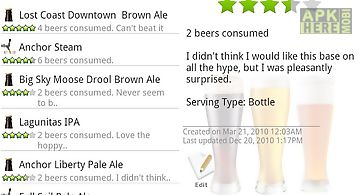 Beer - list, ratings & reviews