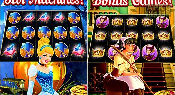Casino princess cinderella