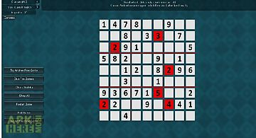 Free sudoku-blue fire games