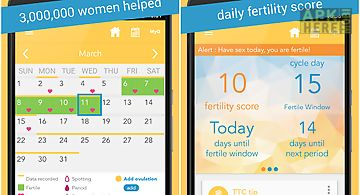 Ovia ovulation & fertility