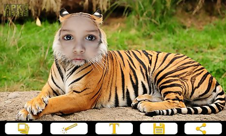 Tiger photo frames for Android free download at Apk Here store ...