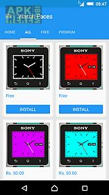 Watch faces for smartwatch 2 for Android free download at