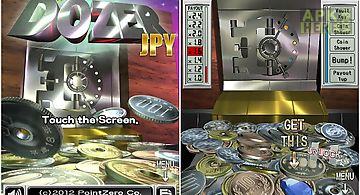 Cash dozer jpy