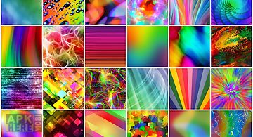 Colorful wallpapers