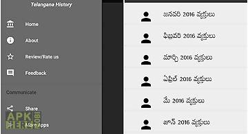Current affairs 2016-15 telugu