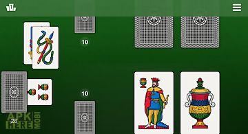 La briscola-classic card games